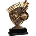 BCR 107/207  Softball Broadcast Resin